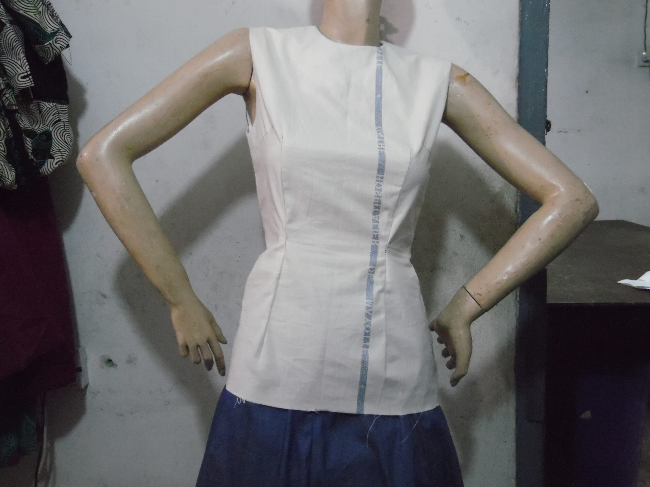 Sewing The basic Bodice